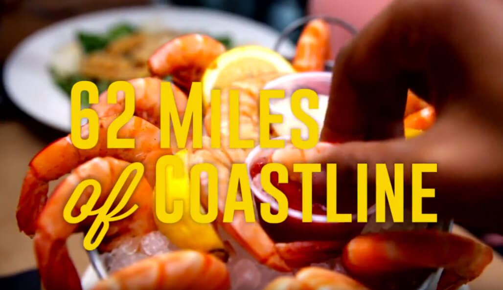 Mississippi Seafood Trail Commercial
