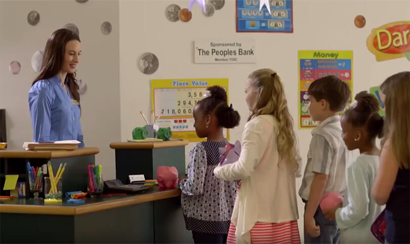 The Peoples Bank Commercial 2