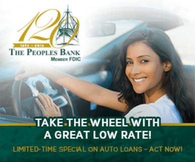The Peoples Bank Digital Web Ad 2