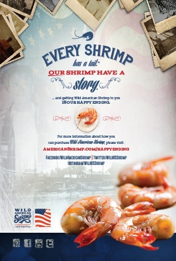 Every Shrimp Has A Tail Poster