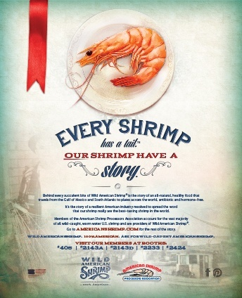 Not All Shrimp Are Created Equal Poster