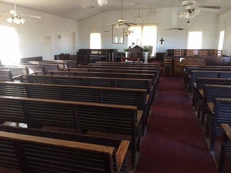 Little Zion Missionary Baptist Church