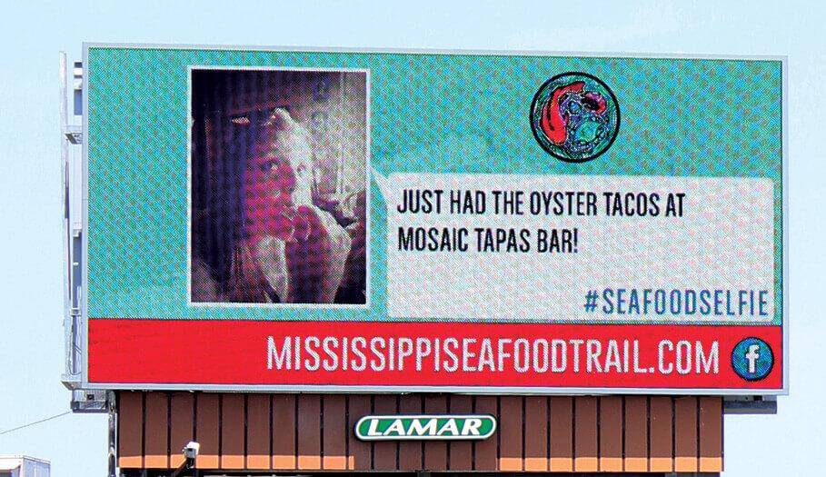 First Taste Billboard