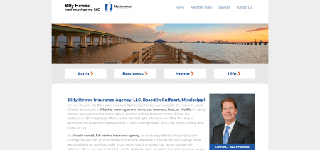 Billy Hewes Insurance Agency | http://billyhewesinsurance.com/
