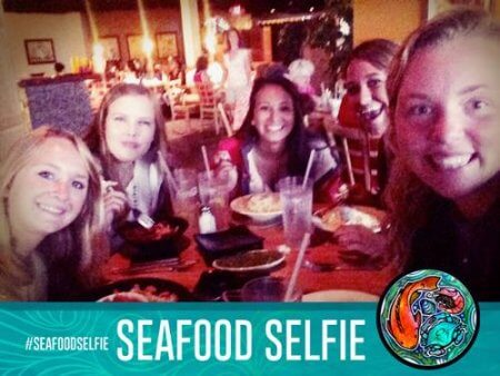 Mississippi Gulf Seafood Trail Seafoodselfie