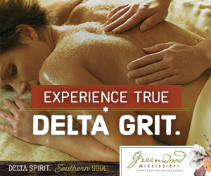 Experience True Delta Grit. Delta Spirit, Southern Soul. Greenwood, Mississippi.