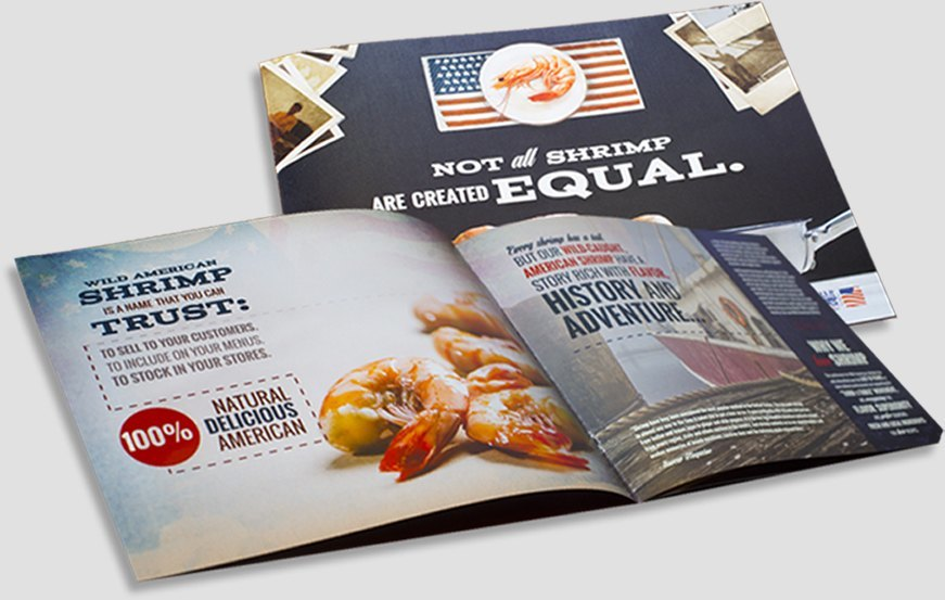 Not All Shrimp Are Created Equal Brochure
