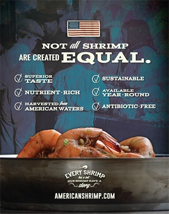 Every Shrimp Has A Tail Poster 2