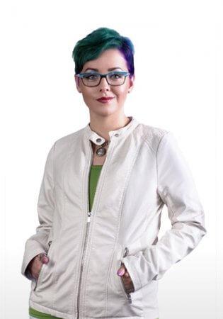 Tara Gerald Lead Graphic Designer
