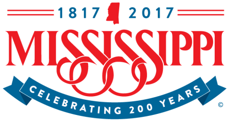 Mississippi Bicentennial Logo