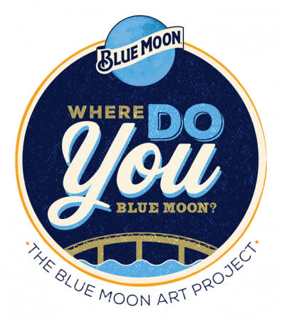Where do you Blue Moon