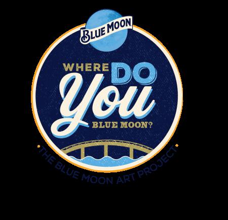 Blue Moon Art Project