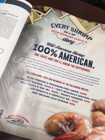 Wild American Shrimp Ad