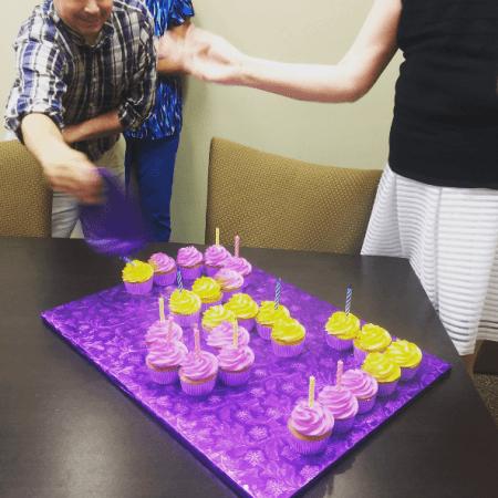 Brynn's LSU Birthday