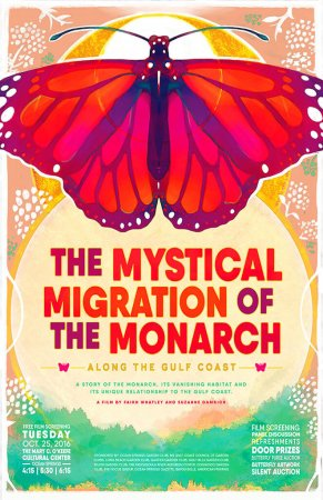 Migration of the Monarch Poster
