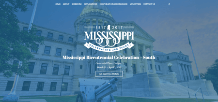 Mississippi Bicentennial Celebration – South | http://ms200south.org/
